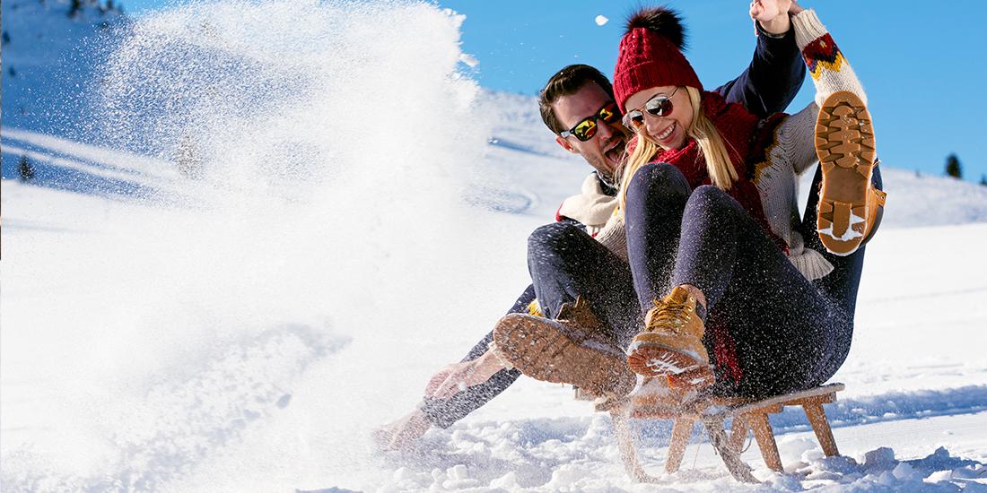 Hold dig aktiv i vinteren