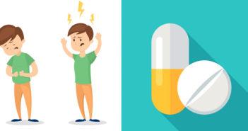 Paracetamol smerstillende