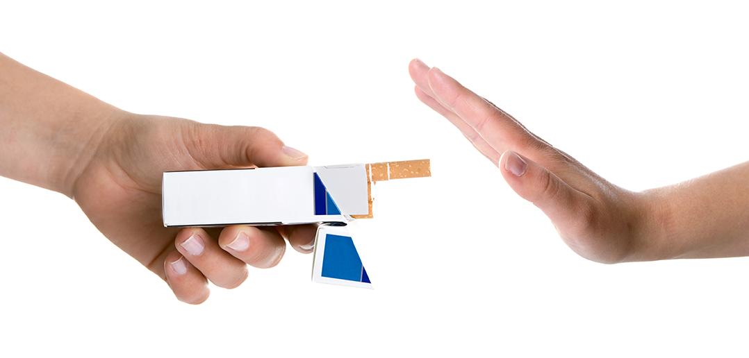 Nej tak til cigaretter