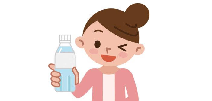 Drik vand - det er sundt for din hud
