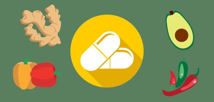 Vitaminpillerne er et alternativ til varieret kost