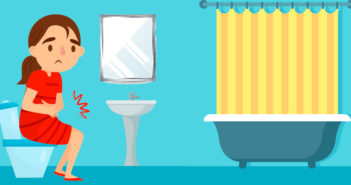 Forstoppelse badevaerelse