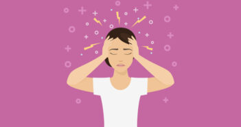 Kvinde-med-hovedpine