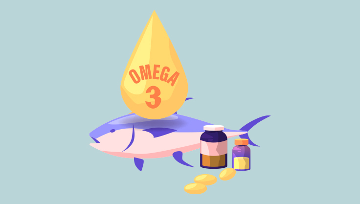 Omega-3-fedtsyrer