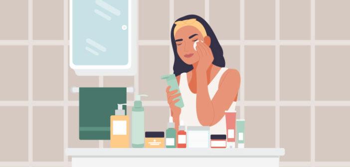 Sådan bruger du dine hudplejeprodukter i den rigtige rækkefølge for at opnå den største effekt